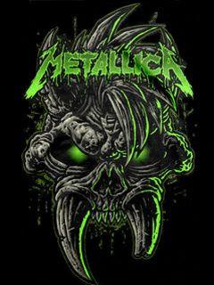 Metallica, Wallpapers and Metals on Pinterest