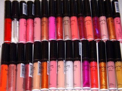 <3 Nyx Lipgloss