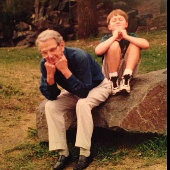 Ell and his grandpa