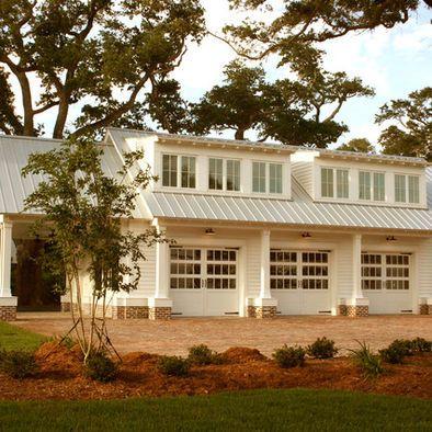 Garage Garage Addition And Metal Roof On Pinterest