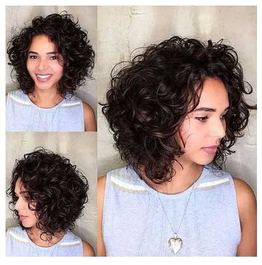 15 Lockig Bob Frisuren 2020 Naturlocken Frisuren Lockige Frisuren Lockige Bob Frisuren
