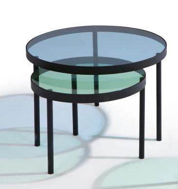 Tables gigognes Chroma