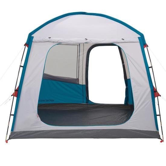 Aufenthaltszelt Stangenzelt Arpenaz Base Grosse M Camping Tent Camping Shelters