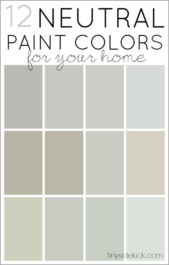 13 Best Paint Colors Images On Pinterest | Paint Colours, Colors And Wall  Colors