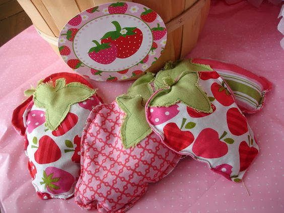 Giggles Galore: Strawberry Shortcake Party