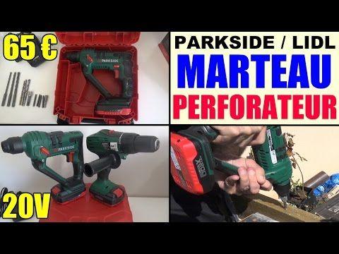 Marteau Perforateur Lidl Parkside Pabh 20 V Cordless Screwdriver Akku Stabschrauber B2 X20vteam Youtube