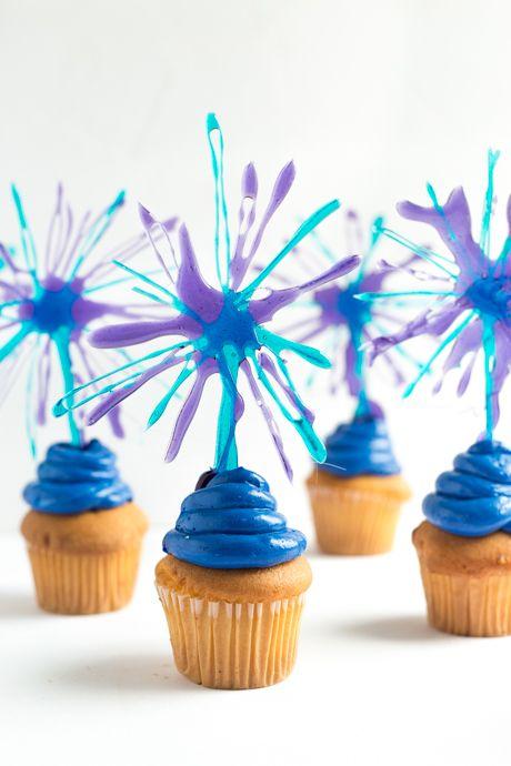 Feux d'artifices en sucre: http://francais.redpathsugar.com/feux-dartifices-en-sucre/