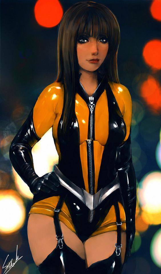 Silkspectre by OnishinX