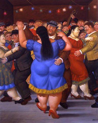 FAMOSOS DE COLOMBIA: FERNANDO BOTERO | Fernando Botero-one of my favorite artist makes me laugh....