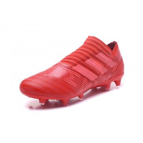 adidas fg rouge