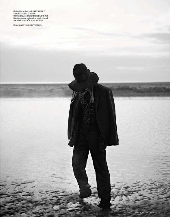"before you kill us all: EDITORIAL Vogue Netherlands November 2012 ""Oneindig Schier"" Feat. Mirte Maas by Annemarieke van Drimmelen"