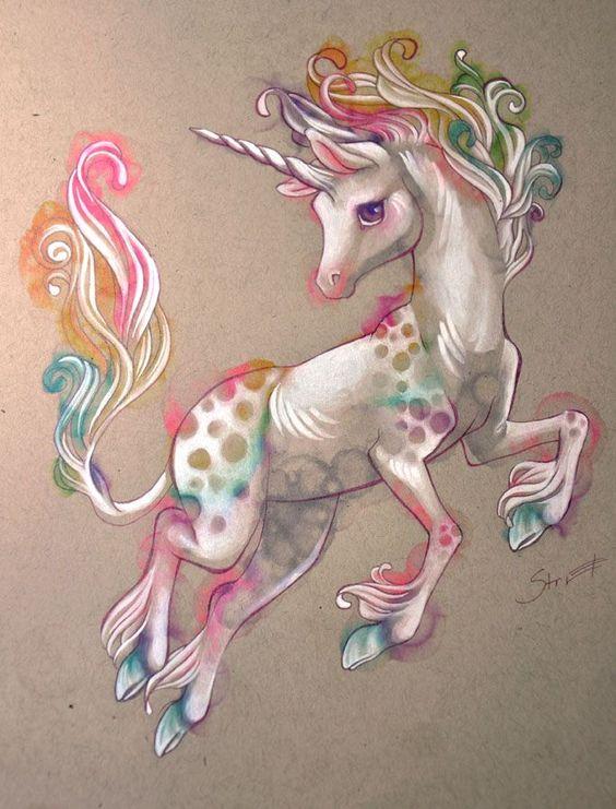 Woosie's Unicorn by Tamizery on Devianart