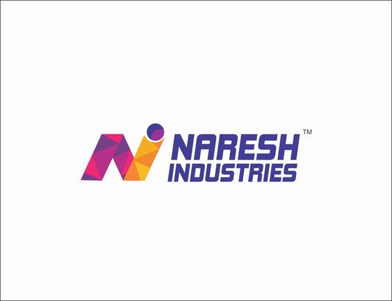 Naresh Industries Logo designed By Brand Care Communications