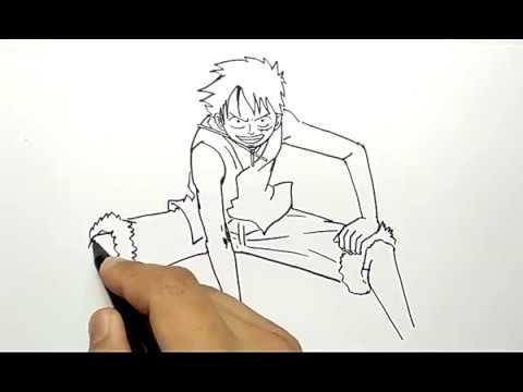 Hd wallpapers and background images 32 Gambar Sketsa Kartun One Piece Cara Menggambar Luffy Dari Komik One Piece Dengan Mudah How To Draw Onep One Piece Tattoos Tattoo Designs Men Pieces Tattoo