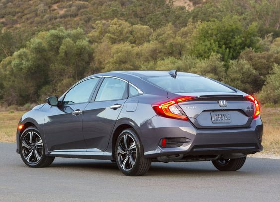 ❤2016 Honda Civic | I absolutely would love this for graduation.