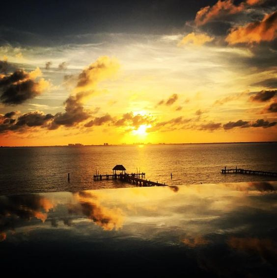 Sad to leave Isla Mujeres, but looking forward to a return trip soon!