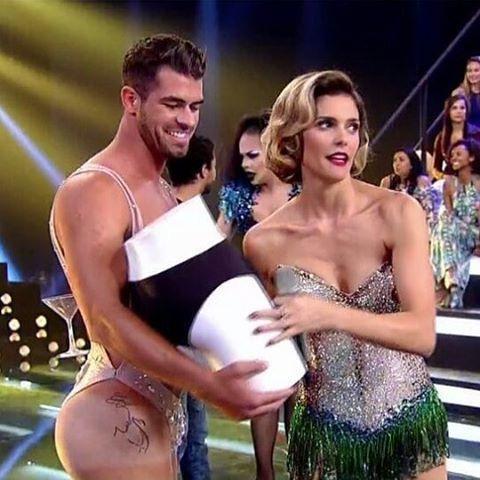 Estreia foi um sucesso!!!  Obrigado a todos q assistiram. Sábado tem mais!!! #amoresexo  #boratstyle. #redeglobo #fernandalima #projac  #plimplim