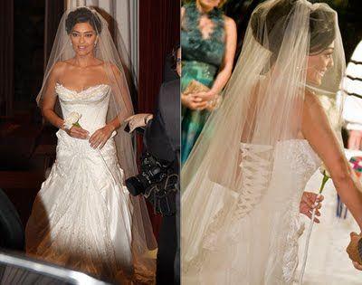Noivas princesas - Plebéias e seus vestidos