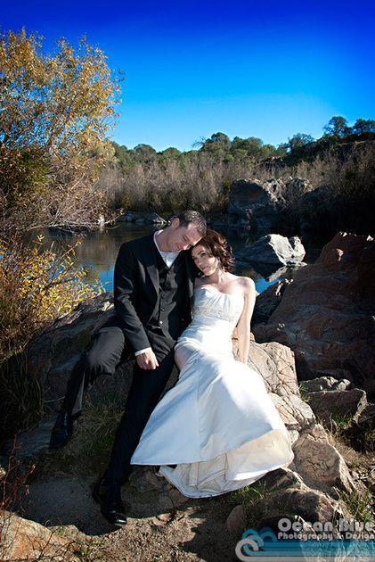 Wedding Photographer: Ocean Blue Photography & Design  http://www.oceanbluephotographyanddesign.com    #wedding #weddingphotography #weddingphotographer #weddingphotographers #weddingphotos #weddingphoto #weddingpics #weddingpic #knightsferry #oakdale #modesto #trashthedress