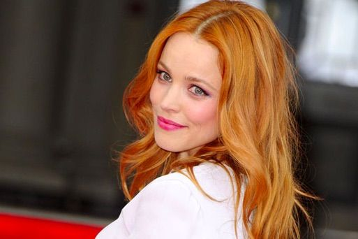 Redheads Rocking The Red Carpet This Year With Images Rachel