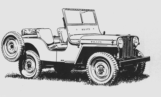 the go  the o u0026 39 jays and willys mb on pinterest