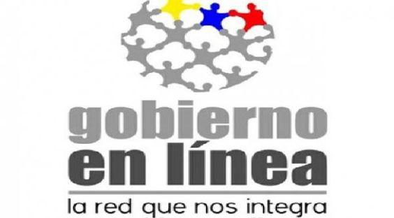 """Todo el """"Gobierno en línea"""" de Venezuela en una"""