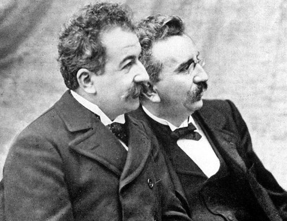 Celebrating the 150th anniversary of the birth of one of the inventors of cinema, Louis Lumière