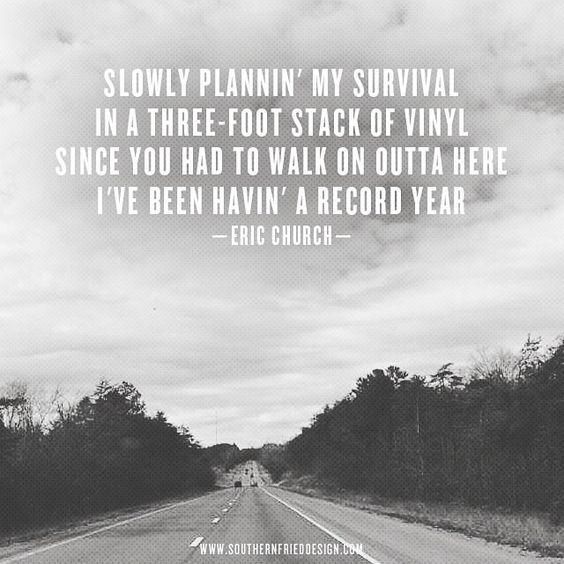 Record Year - Eric Church #jonnyexistence #music