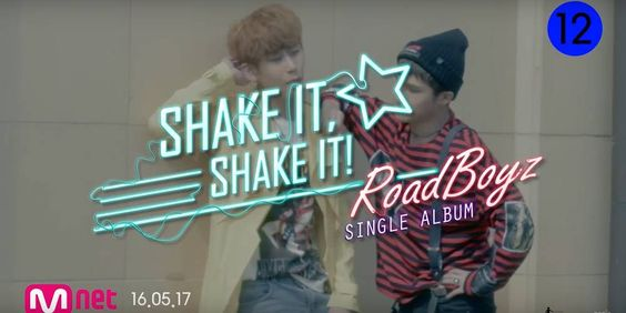 Road Boyz get you up on your feet with 'Shake It, Shake It'! | allkpop