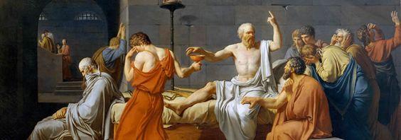 A capa da nossa pagina no Facebook.   - Escola de Atenas Autor: Rafael   - Data:1506-1510 Afresco 500 cm × 700 cm   - Palácio Apostólico, Vaticano