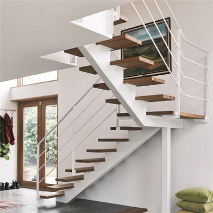 Trappa trappa inomhus : ATAB design Steel Construction trappor | Trappa inomhus | Pinterest