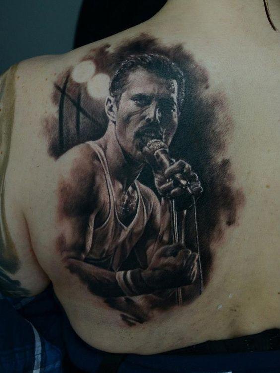 Den Yakovlev-Freddie Mercury