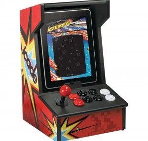 Retro Spielemaschine für iPad 2 und iPad 1