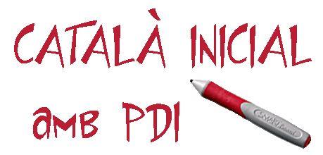 Català Inicial amb PDI
