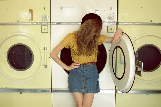 Alexandra Cameron Photography - Laundrette | Stinky Towels? | Smelly Laundry? | http://WasherFan.com | Permanently Eliminate or Prevent Washer & Laundry Odor with Washer Fan™ Breeze™ | #Laundry #WasherOdor  #SWS