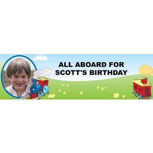 Train Personalized Photo Banner