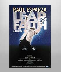 New LEAP OF FAITH merchandise at TheBroadwayStore! Check it out!!!