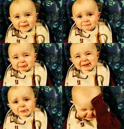 Bebê mais fofo *-*
