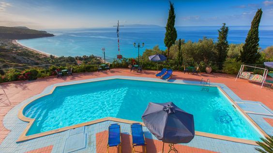 Garbis Villas on Kefalonia Island. On the hill above Loudras Beach stands Garbis Villas, one of the most welcoming and beautiful complexes on the island.