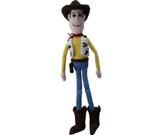 Toys Story Amigurumi : Crochet, For sale and Toys for sale on Pinterest