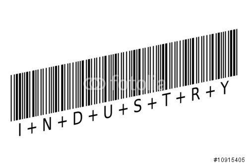 """Laden Sie den lizenzfreien Vektor """"Industry Code""""  herunter. Stöbern Sie in unserer Bilddatenbank https://de.fotolia.com/partner/200576682 und finden Sie schnell das perfekte Stockbild."""