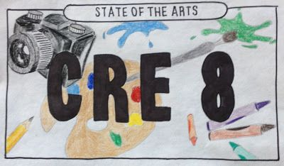 Middle School Art Lesson or High School sketchbook prompt. Vanity Plates.