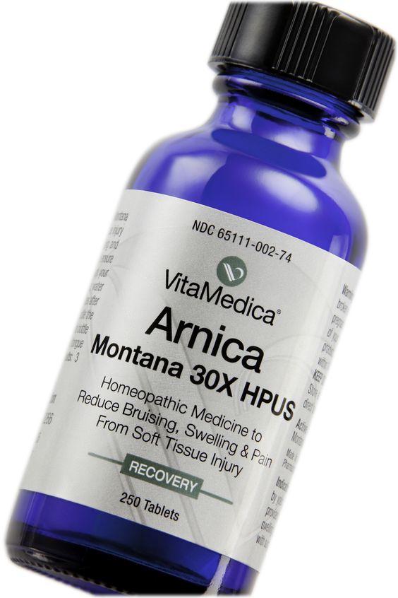 VitaMedica Homeopathic Arnica Montana $16 Natural remedy for bruising!