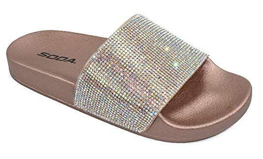 Soda Shoes Women Flip Flops Sandals