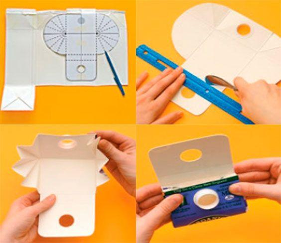 Como-hacer-un-monedero--con-cartón-de-leche