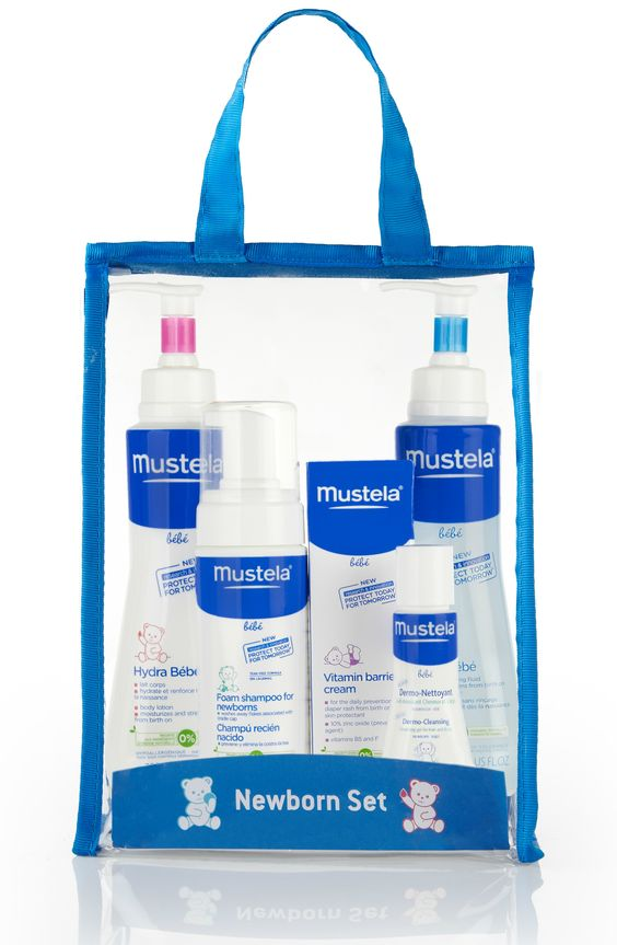 Enter to win the ultimate prize package from Mustela for Mom & Baby ($325 value!). #contest #giveaway