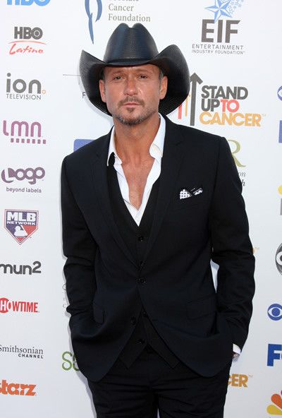 Country music's hottest hunks: Tim McGraw
