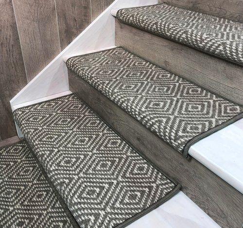 Bullnose Tread Round Edge Carpet Stair Treads Carpet Stairs Carpet Treads