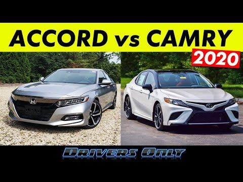 Pin By Lorin Mcelrath On 2021 Toyota Camry Honda Accord Camry