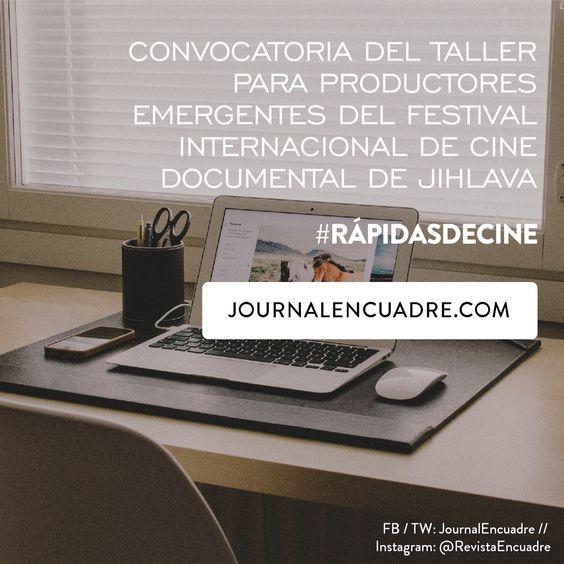 Revista Encuadre » Convocatoria del taller para productores emergentes del Festival Internacional de Cine Documental de Jihlava